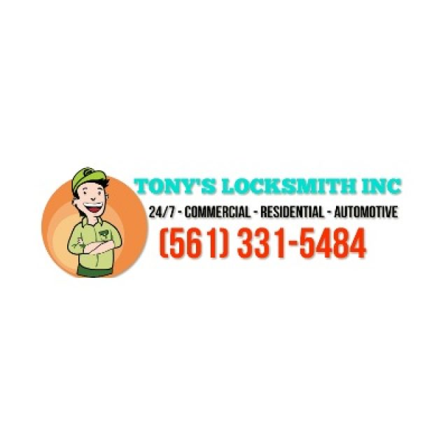 TONY'S LOCKSMITH INC