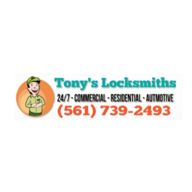 TONY'S LOCKSMITH BAY DR