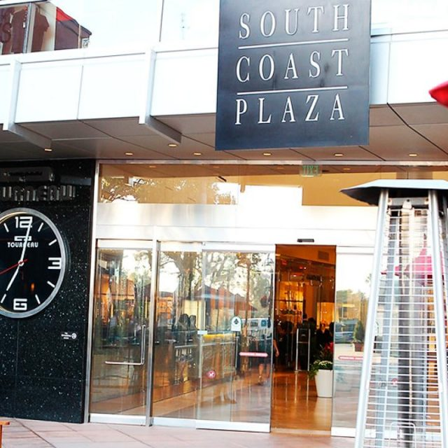 Shopping Mall review: Your New Shopping Experience at South Coast Plaza!