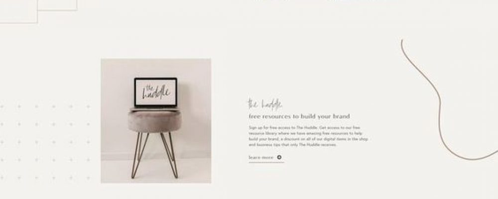 Tips For Creating A Good Website Layout
