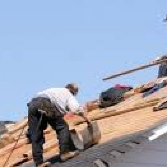 Replace the Broken Roof