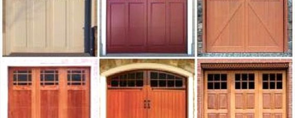 Tips And Tricks Choosing A Door Design For An Attractive And Sturdy Garage
